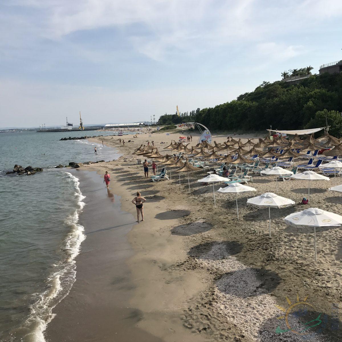 сегодняшнее пляжи бургаса фото царя соломона